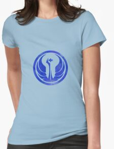The Old Republic (Blue) Womens Fitted T-Shirt