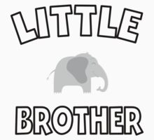 Elephant Little Brother Kids Clothes