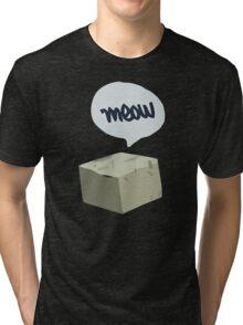 Life is Strange Warren Cat T shirt Tri-blend T-Shirt