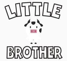 Cow Little Brother Kids Clothes