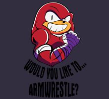 Would You Like to Armwrestle? Tank Top