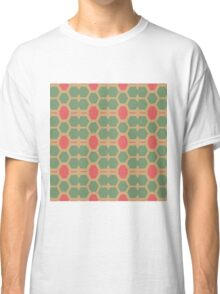 Honeycomb abstract pattern Classic T-Shirt