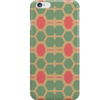Honeycomb abstract pattern iPhone Case/Skin
