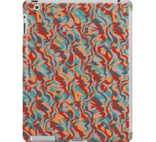 Chaos abstract design iPad Case/Skin