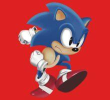 Sonic Runner One Piece - Long Sleeve