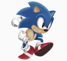 Sonic Runner One Piece - Short Sleeve