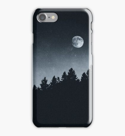 Under Moonlight iPhone Case/Skin