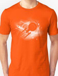 Trek in space Unisex T-Shirt