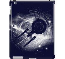 Trek in space iPad Case/Skin
