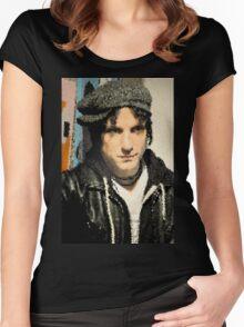 Jesse Malin Women's Fitted Scoop T-Shirt