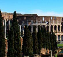 Roman Colosseum V Sticker