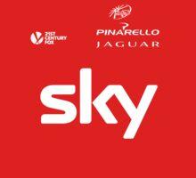 Team Sky Kit 2012-2015 Kids Clothes