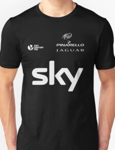 Team Sky Kit 2012-2015 T-Shirt