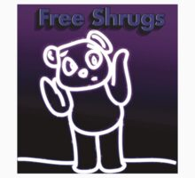 Free Shrugs (cheap pun intended)  One Piece - Short Sleeve