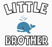 Whale Little Brother Kids Clothes