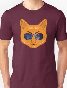 Galaxy Cat Unisex T-Shirt
