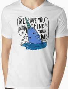 Elf Movie - Bye Buddy Hope You Find Your Dad T-Shirt
