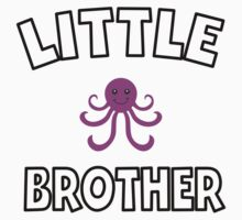 Octopus Little Brother Kids Clothes