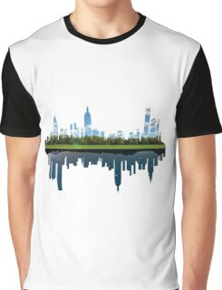 day and night Graphic T-Shirt