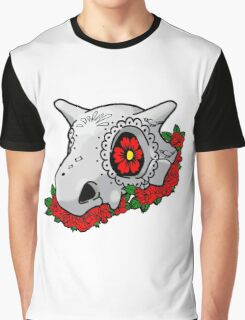day of the dead cubone Graphic T-Shirt
