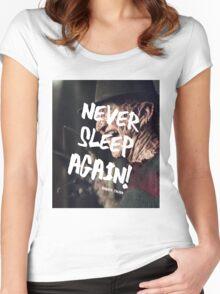 Freddy Krueger Women's Fitted Scoop T-Shirt