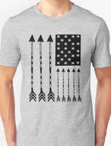 USA Arrow Flag T-Shirt