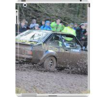 Escort MK2 Wye Dean Rally iPad Case/Skin