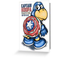 The Captain Wants You!!! Greeting Card