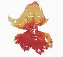 Dota 2 - Lina Artwork One Piece - Short Sleeve
