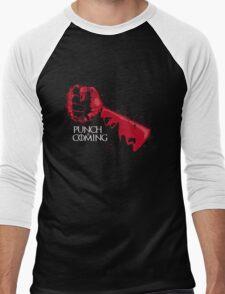 Punch is Coming Men's Baseball ¾ T-Shirt