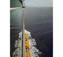 Cruising  Photographic Print