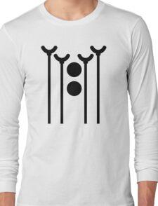 Shuffleboard equipment Long Sleeve T-Shirt