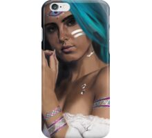 Dj Tigerlily iPhone Case/Skin