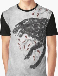 Direwolf Graphic T-Shirt