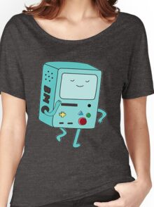BMO Adventure Time Women's Relaxed Fit T-Shirt