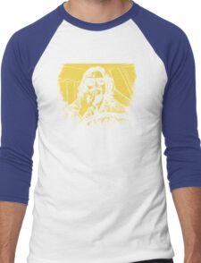 Big Lebowski Yellow 1 Men's Baseball ¾ T-Shirt