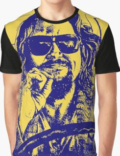 Big Lebowski Yellow 1 Graphic T-Shirt