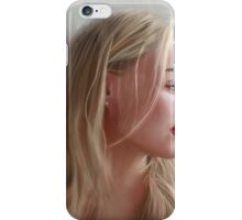 Iskra Lawrence iPhone Case/Skin