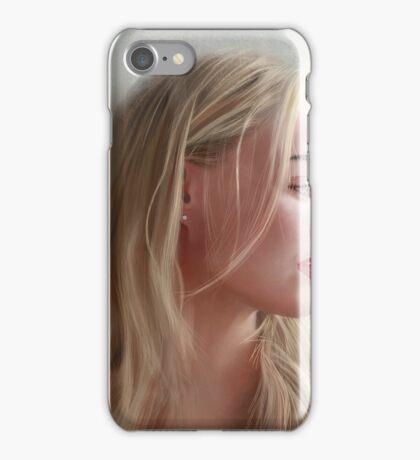 Iskra Lawrence iPhone Case/Skin