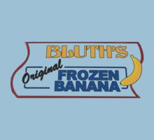 bluth's original frozen bananas by babejpg