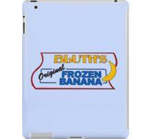 bluth's original frozen bananas iPad Case/Skin