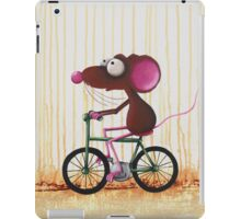 The Green Bike iPad Case/Skin
