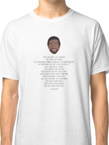 Tom Haverford-isms Classic T-Shirt