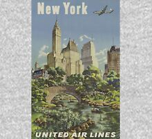 Vintage poster - New York City Unisex T-Shirt