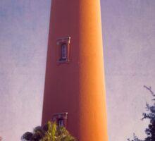 Ponce de Leon Lighthouse Sticker