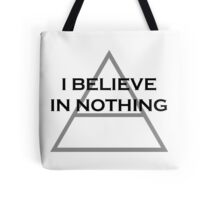 30 Seconds To Mars Triad Tote Bag