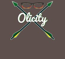 Olicity Shipper (Dark) Womens Fitted T-Shirt