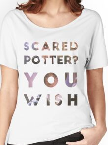 Scared Potter? Women's Relaxed Fit T-Shirt