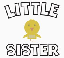Chick Little Sister Baby Tee