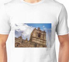 Mission Concepcion Tower Unisex T-Shirt